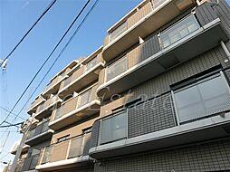 大阪府大阪市天王寺区夕陽丘町の賃貸マンションの外観