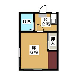 【敷金礼金0円!】YSコーポ