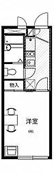 麻生川[2階]の間取り