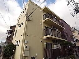 兵庫県神戸市灘区灘北通1丁目の賃貸マンションの外観
