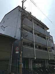 アベニュー西住之江[3階]の外観