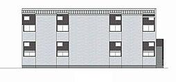 クレールフィル[105号室]の外観