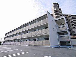 奈良県大和郡山市九条町の賃貸マンションの外観