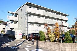 愛知県長久手市片平1丁目の賃貸マンションの外観