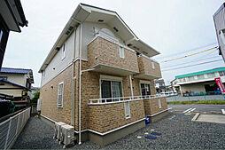 福岡県北九州市若松区片山1丁目の賃貸アパートの外観