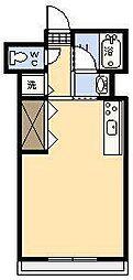 エバーライフ西高松[205号室]の間取り