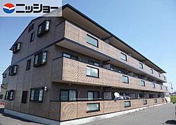 アパートメント キダ S棟[3階]の外観