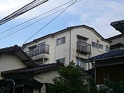 コーポ秀月[102号室]の外観