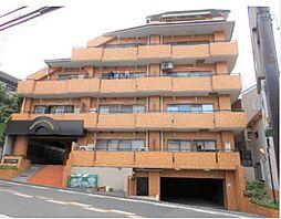 神奈川県横浜市港北区高田東3丁目の賃貸マンションの外観
