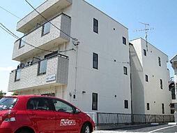 愛知県名古屋市守山区喜多山2丁目の賃貸アパートの外観