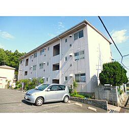 大阪府枚方市東香里新町の賃貸マンションの外観