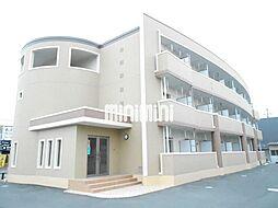 静岡県浜松市中区葵西3の賃貸マンションの外観