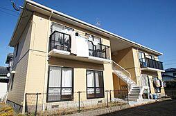 福岡県古賀市天神6丁目の賃貸アパートの外観
