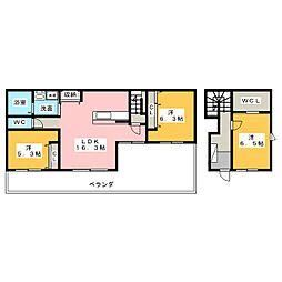 稲沢駅 9.5万円