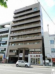 北海道札幌市中央区南一条西16丁目の賃貸マンションの外観