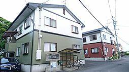 静岡県静岡市駿河区みずほ5丁目の賃貸アパートの外観