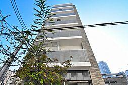 大阪府大阪市北区豊崎1丁目の賃貸マンションの外観