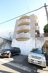 愛知県名古屋市瑞穂区日向町4丁目の賃貸マンションの外観