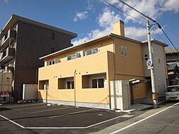 サクセション中島田[102号室号室]の外観