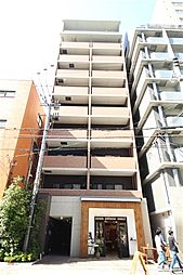 アーベル更紗北堀江[9階]の外観