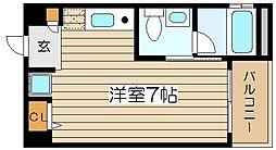 K' s-place[2階]の間取り