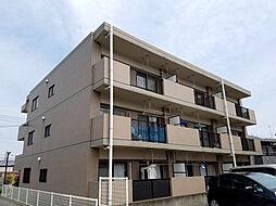 グレース松戸III[2階]の外観