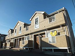 福岡県北九州市小倉南区中曽根新町の賃貸アパートの外観