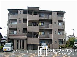 愛知県豊田市四郷町天道丁目の賃貸マンションの外観
