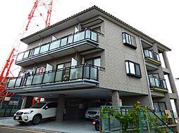 埼玉県さいたま市緑区東大門1丁目の賃貸マンションの外観