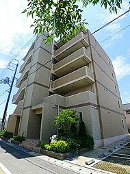 兵庫県明石市魚住町住吉2の賃貸マンションの外観