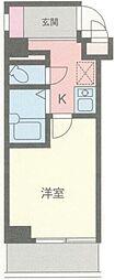 第8笠原ビル[8階]の間取り