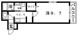 アンエリア[2階]の間取り