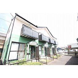 愛知県稲沢市稲葉5丁目の賃貸アパートの外観