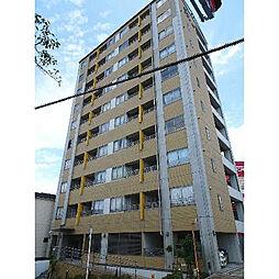 大阪府摂津市学園町2丁目の賃貸マンションの外観
