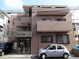 大阪府豊中市玉井町2丁目の賃貸マンションの外観