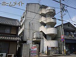 楽天地マンション[3階]の外観