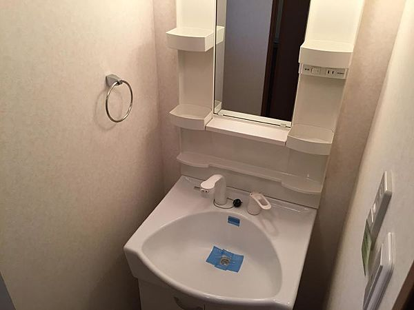 独立洗面台同タイプ
