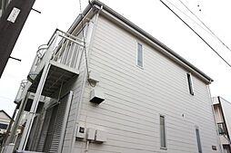 [タウンハウス] 千葉県市川市東菅野4丁目 の賃貸【/】の外観