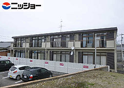ピースフルI[1階]の外観