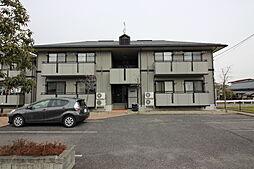 グリーンコート マーガレット館(稲里町中央)[102号室号室]の外観