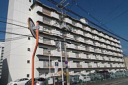 大阪府茨木市西駅前町の賃貸マンションの外観