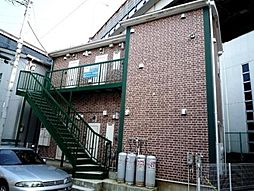 神奈川県横浜市旭区本宿町の賃貸アパートの外観