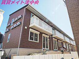 [テラスハウス] 三重県津市観音寺町 の賃貸【/】の外観