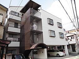 マンションコトブキ[1階]の外観