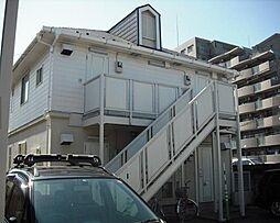 グリーンヒルズ津田沼B棟[1階]の外観