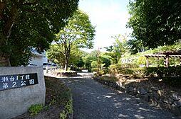 阪急逆瀬台アヴェルデ参番館[1階]の外観