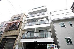 大阪府大阪市鶴見区今津北3丁目の賃貸マンションの外観