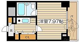 HF梅田レジデンスTOWER[14階]の間取り