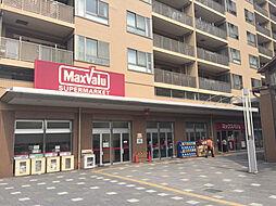 マックスバリュ(自由ケ丘店)徒歩8分(630m)