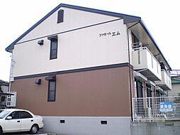 兵庫県神戸市西区竜が岡1丁目の賃貸アパートの外観